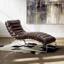 h2016 vdbr morello chaise vintage dark brown