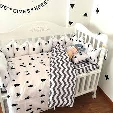 shark crib bedding bedroom grey chevron crib bedding set sweet nursery intended for new house ideas shark crib bedding