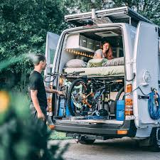 the best diy campervan conversion kits for van life