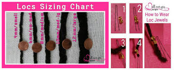 Loc And Braid Accessories All Over You Designs