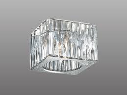 <b>Встраиваемый светильник Novotech Cubic</b> 369596 Прозрачный ...