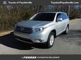 2013 Used Toyota Highlander FWD 4dr V6 Plus at Chevrolet of ...