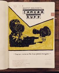 Camera Buff - Krzysztof Kieślowski (1979): criterion