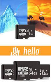 Hello 8 Gb Micro SD Hafıza Kartı Fiyatı