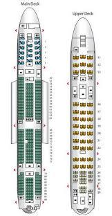 The Qantas A380 Seats Business And Premium Economy