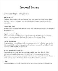 Project Proposal Letter Template 9 Sample Examples In Word Pr ...