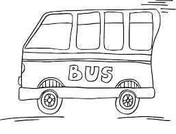 Coloriage Bus Enfant Dessin Imprimer Sur Coloriages Info