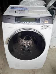 Máy giặt nội địa Panasonic NA-VX7200 date 2013, sấy block - chodocu.com