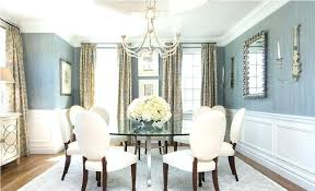 kitchen table chandelier chandeliers height over dining best room standard to hang