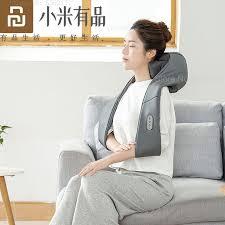 <b>Youpin Lefan 3D</b> Shiatsu Massager Shawl Electrical Back Shoulder ...