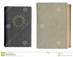 two old book covers stock photo image of notebook embossed 23877298