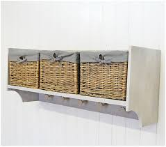 ... Full Image For Shelving Unit With Baskets Ikea Wall Storage Shelf With  Baskets Wooden Storage Shelf ...