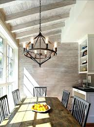rustic dining room chandeliers in modern lighting i enlightning co plan 16
