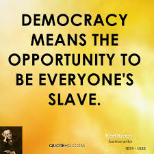 Democracy Quotes - Page 1 | QuoteHD via Relatably.com