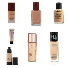 affordable makeup s for college going s affordable foundations in india foundation in