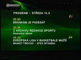Čt sport was launched on 10 february 2006 at 'čt4 sport', to promote digital television, its main programmes include football, ice hockey, the olympic games, athletics and european events. Ct Sport Program Homepage Sport Management Program 252 950 Likes 76 902 Talking About This Welcome To The Blog