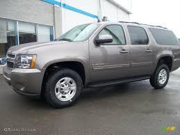 2011 Mocha Steel Metallic Chevrolet Suburban 2500 LT 4x4 #47539052 ...