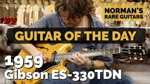 <b>Guitar</b> of the <b>Day</b>: 1959 <b>Gibson</b> ES-330TDN | Norman's Rare <b>Guitars</b> ...