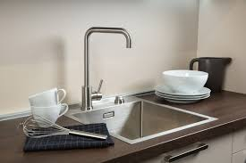 <b>Смеситель для кухни Osgard</b> Gron c высоким изливом, хром за ...
