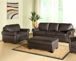 abbyson living sofa set bellavista ab 55ci d210 brn 3 1 4 with regard to abbyson