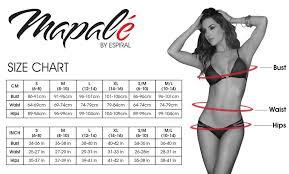 Mapale Size Chart Divas Closet