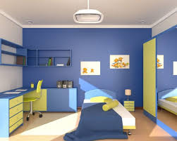 simple blue bedroom. Kids Rooms Simple Blue White Color Room Design Boys Bedroom Decoration Using Curved Light Boy Headboard