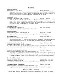 Sample Law Resumes Pinterest