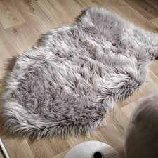 picture 8 of 50 faux fur rug elegant rugs from