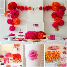 best 25 red party decorations ideas