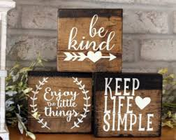 Home Decor Signs Sayings Signs With Sayings Etsy 54