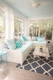 sunroom office ideas. sunroom idea love the painted ceiling and grey accents office ideas