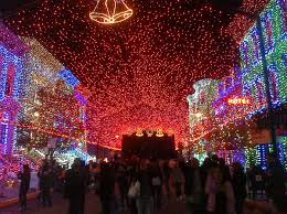 Diy Dancing Lights The Osborne Family Spectacle Of Dancing Lights Forming Its