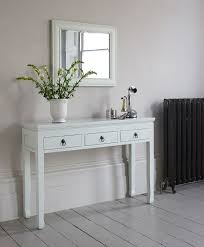 white entrance table. Outstanding White Entrance Table A