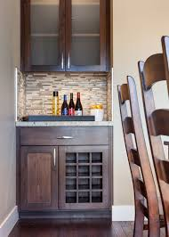 hidden bar furniture. dry bar and wine storage in custom designbuild residence eugene oregon jordaniversonsignaturehomes hidden furniture