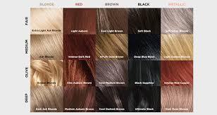 Loreal Hair Color Chart Www Imghulk Com