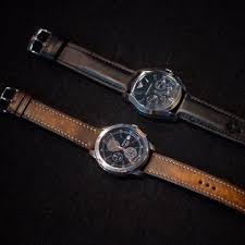 bespoke genuine leather watch strap for seiko orient rolex omega cherve leather hermes luxury watches on carou