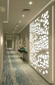 modern doctors office. cool can i do this like laser cut a wall of plastic with modern doctors office