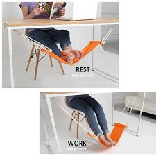 portable mini office foot rest stand desk feet hammock the foot hammock stand hanging swing under desk office footset foot swing in hammocks from furniture