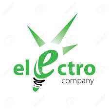 Electric Logo Template Vector Illustration Eps 10 Electric