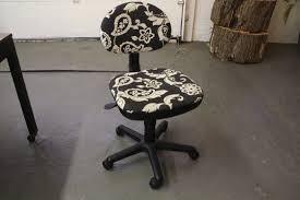 reupholster an office chair. My $6.99 Goodwill Task Chair Reupholster An Office R