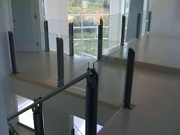 glass deck railing systems s rona