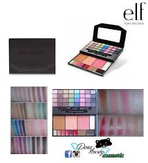review e l f studio makeup clutch palette e l f studio makeup clutch palette