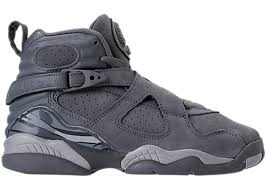 jordan 8 cool grey. jordan 8 retro cool grey (gs)