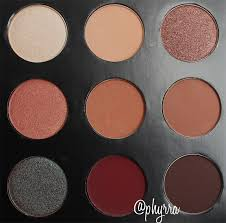 review swatches rawbeautykristi you mua eyeshadow palette rawbeautykristi makeup geek the left side of my swatches are on too faced