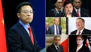 China sends warning after Five Eyes ...