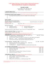 Nice Bcom Resume Sample Frieze Documentation Template Example