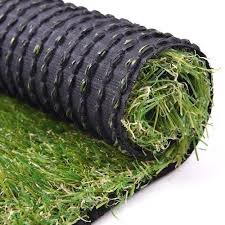 roundlove artificial turf lawn fake grass indoor outdoor landscape premium synthetic grass rubber backed with drainage holes pet dog area