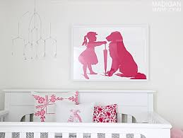 nursery wall art reader featured project on diy girl nursery wall art with nursery wall art reader featured project the graphics fairy