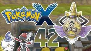 Let's Play Pokemon X Part 42: Es wird Herbst - YouTube