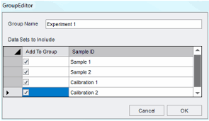 How do I create a group file?